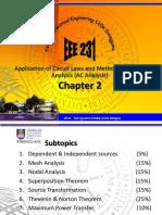 Chapter 2 EEE231