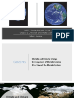 Overview of Climate Science