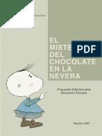 El Misterio Del Chocolate en La Nevera