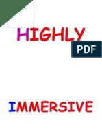 Hip Corner Wording