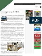 Genezing Te Koop Bij UKGR - Parbode Surinaams Opinie Maandblad