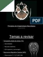 Bases de Imagenología Neurológica 2017