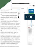 Mahoniebomen - Parbode Surinaams Opinie Maandblad