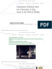 Te Contamos Cómo Los Ángeles Llevan a Las Personas a La Otra Vida » Foros de La Virgen María
