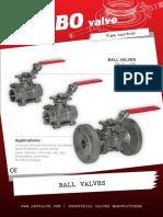 ABO Ball Valve