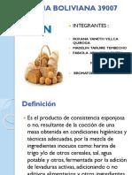 Exposicion Del Pan