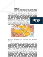 H Yat Rospia Brata Pusat Kebudayaan Kawasan Asia Barat Daya Atau Timur Tengah