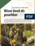 Wisse Dood Als Proefdier - Parbode Februari 2009