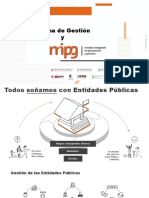 Presentación MIPG
