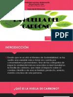 Huella Del Carbono