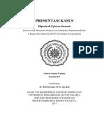 PRESUS Hipertrofi Pylorus Stenosis