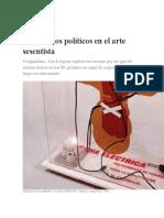 Noticia Periodística Las Vanguardias