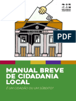 Manual Breve de Cidadania Local