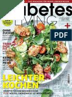 Diabetes Living Germany AugustSeptember 2017