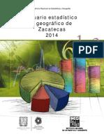 ANUARIO ESTADÍSTICO ZACATECAS 2014.pdf