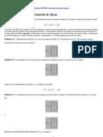 Espacios de Hilbert y Notación de Dirac