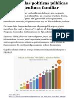 O avanço das políticas públicas para a agricultura familiar — Brasil Debate