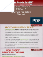 Hanu Reddy Realty - Properties in Chennai