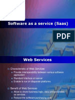 Software as services