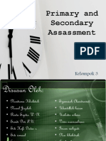 Primary and Secondary Assassment