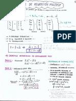 Resumen Econometría Clásica