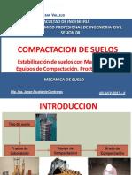 COMPACTACION DE SUELOS