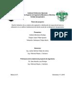 Diseño Hidráulico de Un Sistema de Captación y Distribución de Agua Pluvial