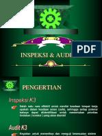 Inspeksi & Audit K3
