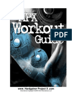 HPXWorkout