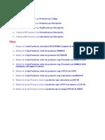 Práctica de Orden y Filtro Farmacia OK