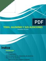 Aluminio y Sus Aleaciones_Presentación