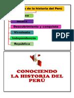 Etapas Del Peru Nahomy
