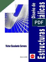 Diseño De Estructuras Metálicas; LRFD - Victor Escalante Cervera.pdf
