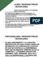 Psicoanalisis y Sexualidad