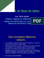 Base de Datos Limpieza