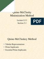 L5.3 Quine McCluskey