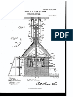 Electric Furnice Patent 1899