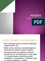 Memoria Cognitivaţć