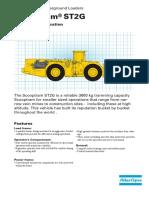 ST2G folleto