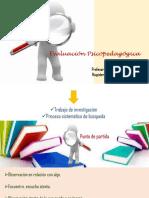 Evaluación Psicopedagógica (2)