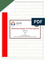 Manual de Resgate Brigada Ambiental