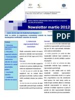 CCM 2012_newsletter Martie 2012_BUN