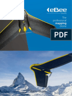 Ebee Professional Mapping Drone Brochure