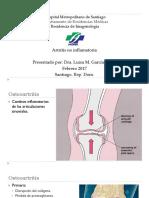 Artritis no inflamatoria.pptx