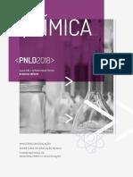 Guia PNLD 2018 Quimica