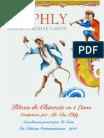 Duphly Pièces de Clavecin