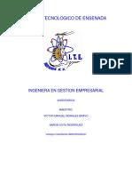 Ensayo de Modelos de Inventario Determinísticos