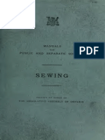 Sewing West 00 Toro