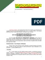 06. 01 - Arrd - Contrato Da Itauleasing - Sem Cálculos - Tarifas - Renegociaçao - VRG - Petição Inicial