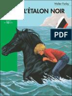 1-L'Étalon Noir - Walter Farley